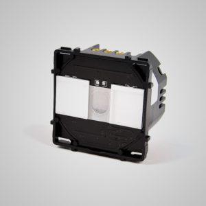 Puutetundlik 2-ahela lüliti, max500W /LED 300W, puldist juhtimise võimalusega