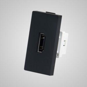 HDMI pesa, must, 1/2