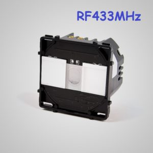 Puutetundlik 2-ahela RF433 lüliti